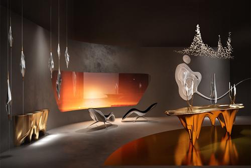 Design Miami/ Basel 2017'den Mimar Mobilyaları