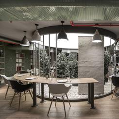 Caglayan Architects'ten Yeni Nesil Yemekhane Tasarımları