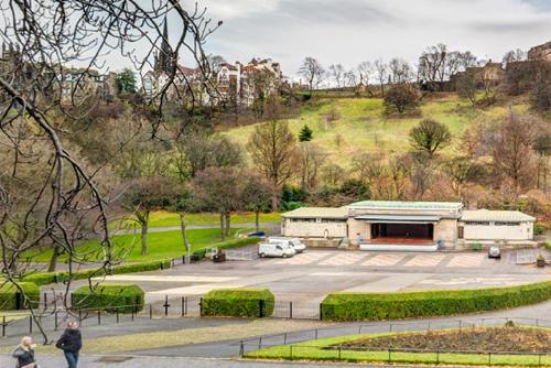 Edinburgh'un Yeni Simgesi Ross Pavyonu için Seçilen 7 Öneri
