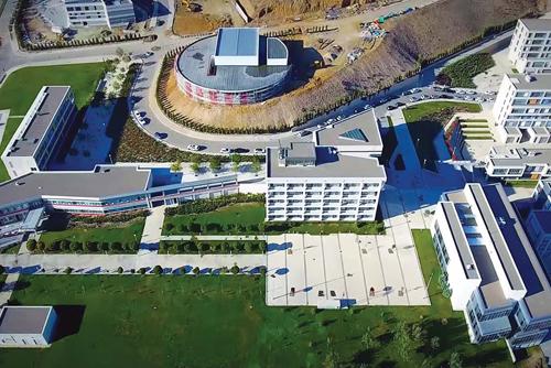 Çankaya Üniversitesi Yeni Kampusu