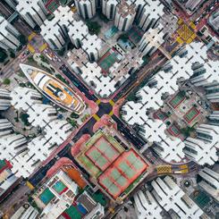 Kentsel Yoğunluğu Fotoğraflamak