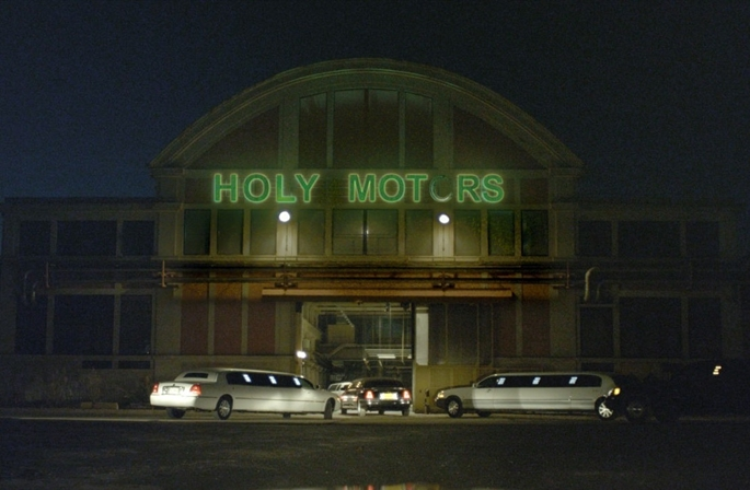 Holy Motors film dekoru