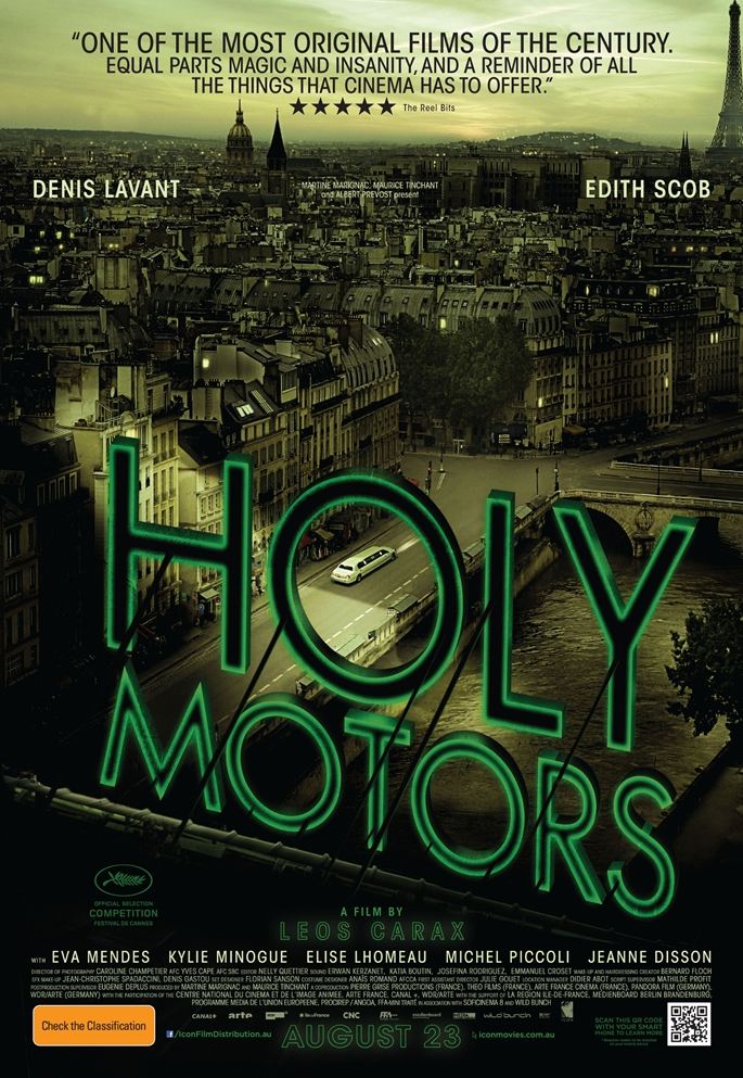 Holy Motors film afişi