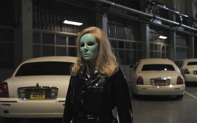 Holy Motors, Kylie Minogue