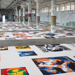 Ai Weiwei'den Sıra Dışı Lego Sergisi