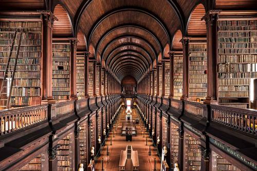 Dünyanın Görülmeye Değer 8 Kütüphanesi