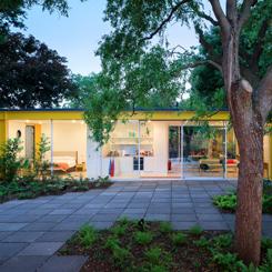 Richard Rogers'ın Wimbledon Evi Rezidans Olarak Yenilendi