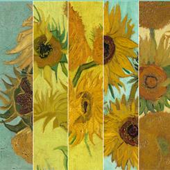Van Gogh'un 'Ayçiçekleri' Sanal Sergide