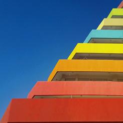 Bir Mimarın Objektifinden İstanbul'un Renkli Yüzü