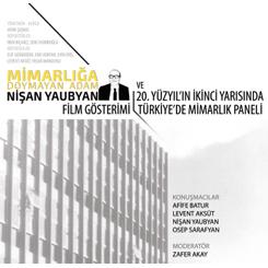 """""""20. Yüzyıl'ın İkinci Yarısında Türkiye'de Mimarlık"""""""