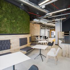 Studio 13 Architects İmzalı Unilever Fabrikası İç Mekan Tasarımı