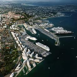 Tallinn'in Tarihi Limanını ZHA Yenileyecek