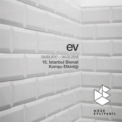 Ankara'dan İstanbul Bienali'ne Özel Sergi: Ev // Home