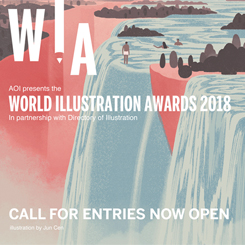 Dünya İllüstrasyon Ödülleri 2018