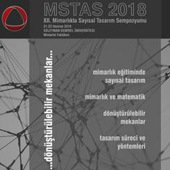 XII. Sayısal Tasarım Sempozyumu | MSTAS 2018