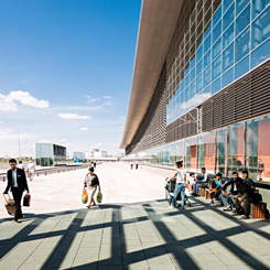 Astana Tren İstasyonu