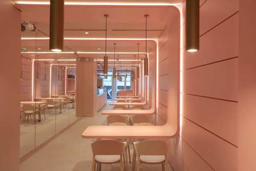 Paris Usulü Fast Food: Marxito