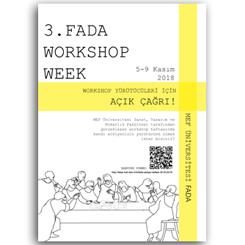 3. FADA Workshop Haftası