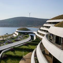 Dilekçi Mimarlık'ın Folkart Projelerine 3 Uluslararası Ödül