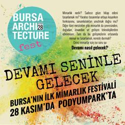 Bursa Archifest 2018