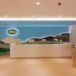 Sütaş Genel Müdürlük Ofisi