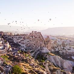 argos in Cappadocia'ya Uluslararası Otel Ödülleri'nden 5 Kategoride Birincilik Ödülü