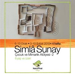 Simlâ Sunay ile Çocuk ve Mimarlık Atölyesi Programı - 2