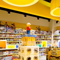 Türkiye'nin İlk LEGO® Store'u Açılıyor