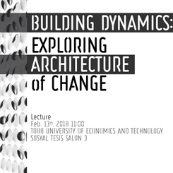 """Building Dynamics: Exploring Architecture of Change"""
