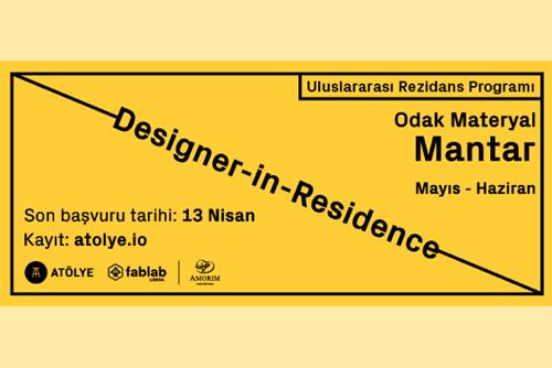 ATÖLYE'den Uluslararası Rezidans Programı