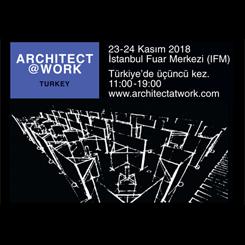 ARCHITECT@WORK İstanbul 2018