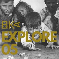 """BKA Explore 05: """"Sanat ve Teknoloji"""""""