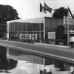 Modern Olmak: 1958 Brüksel Expo'sunda Türkiye ve Türk Pavyonu