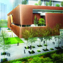 Kentsel Dokuda Kültürel Bir Ayraç; Singapur Çin Kültür Merkezi