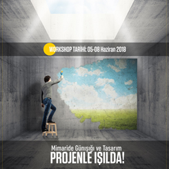 Mimaride Günışığı ve Tasarım: PROJENLE IŞILDA!