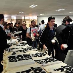 """11 Okulda 1500 Öğrenci """"Mimarlığa Merhaba"""" Dedi"""