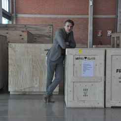 16. İstanbul Bienali'nin Küratörü, Nicolas Bourriaud