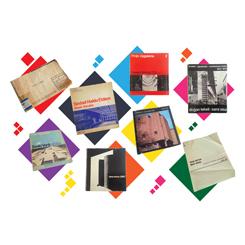 Matbu Mimarlıklar: Türkiye'de 1950'lerden 1980'lere Mimar Oto-Monografileri