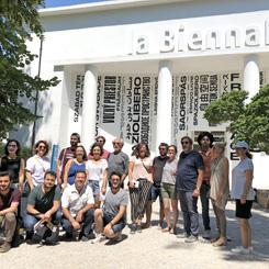 Ytong Mimari Fikir Yarışması'nın Kazananları 16. Venedik Bienali'ni Gezdi