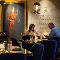 Yemek Deneyimini Değiştiren Restoran Tasarımları