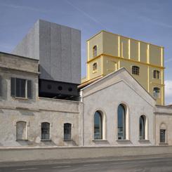 Fondazione Prada'da Duravit Klasikleri