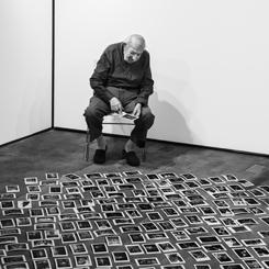 Ara Güler Müzesi Açılış Sergisi: Islık Çalan Adam