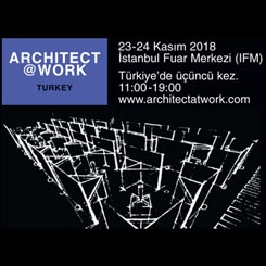 ARCHITECT@WORK 3. Kez İstanbul'da