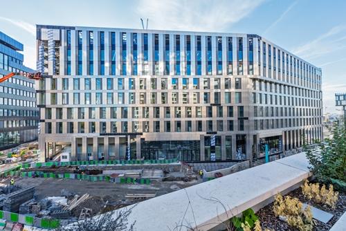 Paris'in İlk Sıfır Karbon Salınımlı Binası; Green Office Enjoy