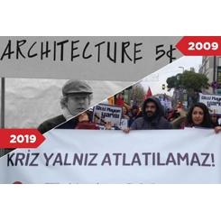Çalışan Mimarın 10 Yıllık Meydan Okuması