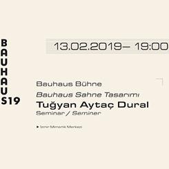 """""""Bauhaus Sahne Tasarımının Eğitimdeki Yeri"""