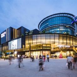 Dijital Çağın Alışveriş  Merkezi; SingPost Center Singapur