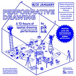 'Performative Drawing'