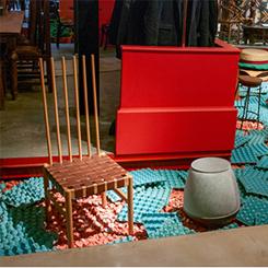 Taze'19 Mobilya Tasarımı Stüdyoları Sergisi