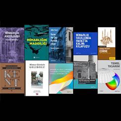 Mimarlık ve Tasarım Üzerine Çıkan 10 Yeni Kitap